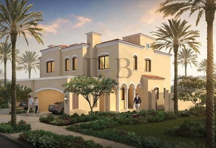 2 Bedroom Townhouse for Sale in Serena, Dubai - RESALE! 75% POSTHANDOVER PAYMENT PLAN | NO DLD FEE