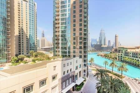1 Bedroom Flat for Rent in Downtown Dubai, Dubai - Best Priced 1 BR | Stunning Burj Khalifa View