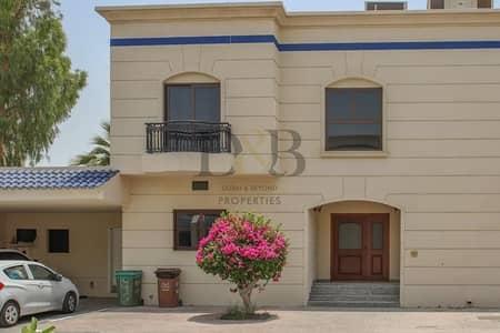 فیلا 4 غرف نوم للايجار في الصفا، دبي - Huge FOUR Bedrooms Villa | Private Pool|