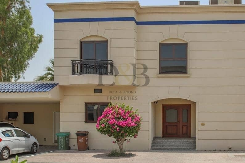 Huge FOUR Bedrooms Villa | Private Pool|
