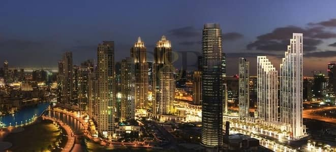 2 Bedroom Flat for Sale in Downtown Dubai, Dubai - CALL NOW! | PAY 75% POST HANDOVER PAYMENT PLAN!