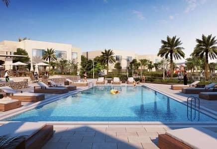 تاون هاوس 2 غرفة نوم للبيع في دبي الجنوب، دبي - SPECIAL OFFER! 3YRS NO SERVICE FEE 100% DLD WAIVER