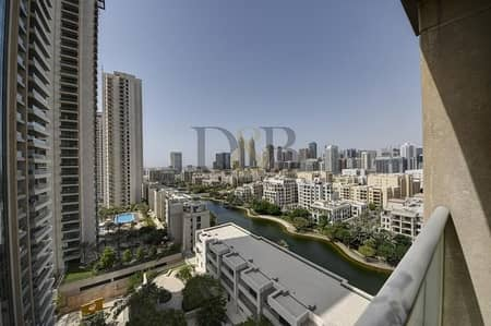 1 Bedroom Apartment for Rent in The Views, Dubai - 1 BR Lake View Practical Unit | High Quality Tower