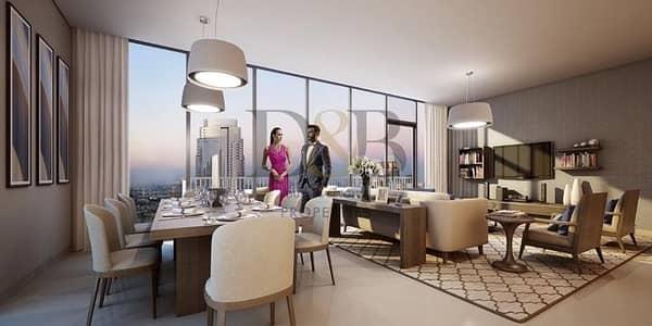 شقة 2 غرفة نوم للبيع في وسط مدينة دبي، دبي - PAY 25% AND MOVE IN | FOUNTAIN AND BURJ VIEW