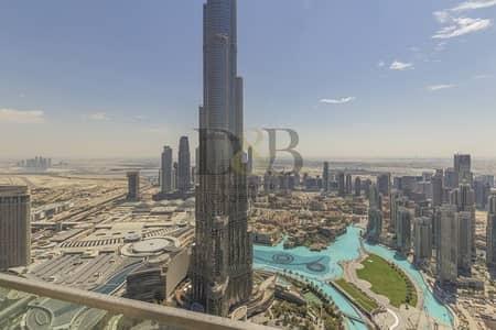 بنتهاوس 4 غرفة نوم للايجار في وسط مدينة دبي، دبي - Luxurious Penthouse | Burj Khalifa Views
