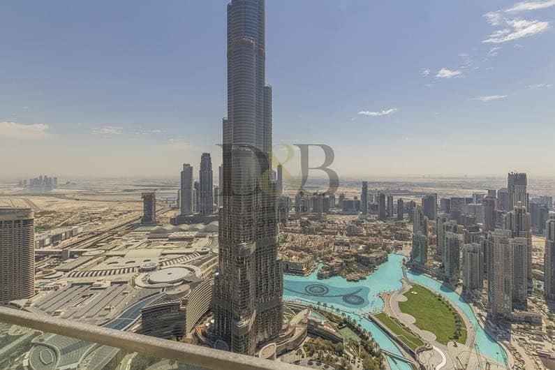 Luxurious Penthouse   Burj Khalifa Views