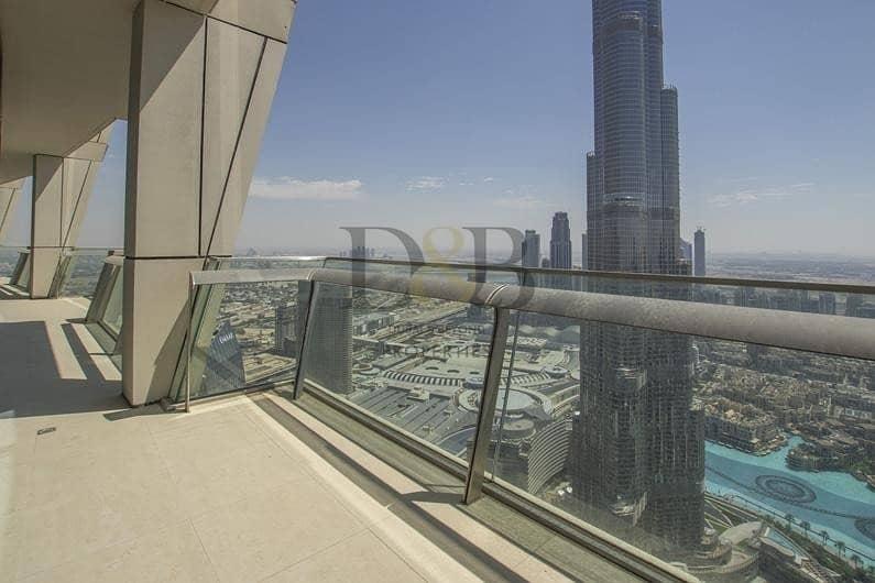 2 Luxurious Penthouse   Burj Khalifa Views