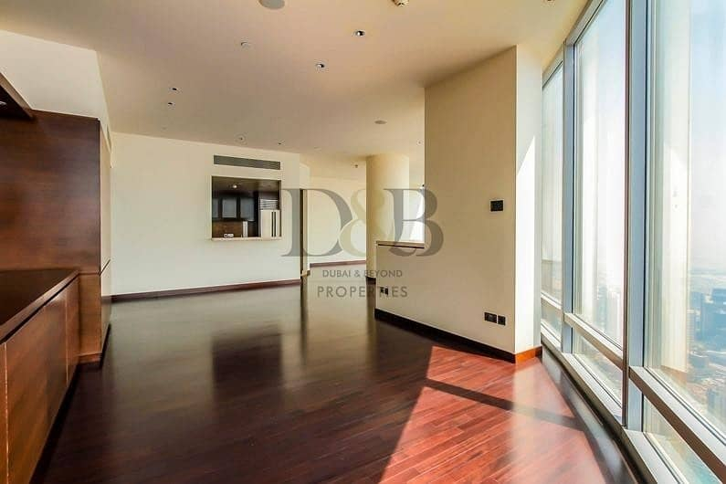 2 3BR with Sophisticated Burj Khalifa View