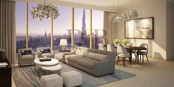 3 Bedroom Apartment for Sale in Downtown Dubai, Dubai - LIMITED TIME OFFER  100% DLD WAIVER  READY BY 2020