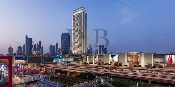 3 Bedroom Apartment for Sale in Downtown Dubai, Dubai - LIMITED TIME OFFER |100% DLD WAIVER| READY BY 2020