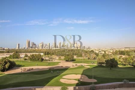 3 Bedroom Flat for Sale in The Hills, Dubai - Luxury 3 B/R+Maids | Exquisite Golf View