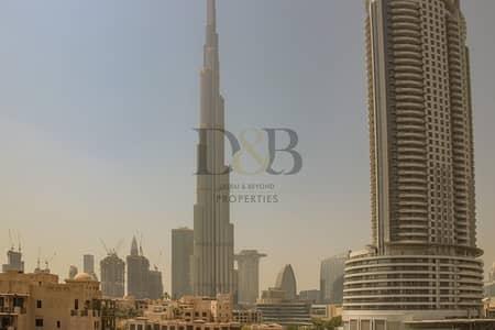 Burj Khalifa View | Easy Access To The Major Roads