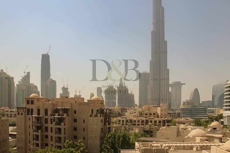 2 Burj Khalifa View | Easy Access To The Major Roads