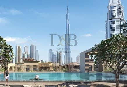 شقة 3 غرف نوم للبيع في وسط مدينة دبي، دبي - LIMITED TIME OFFER | STUNNING VIEW OF BURJ KHALIFA