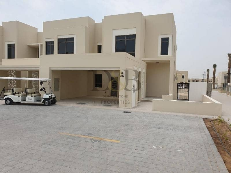 Brand New 4 BR Townhouse | Type 13 | Next To Pool