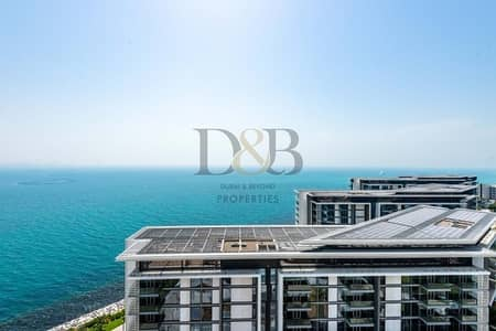 4 Bedroom Townhouse for Sale in Bluewaters Island, Dubai - Unending Sea Views That Will Take Your Breath Away