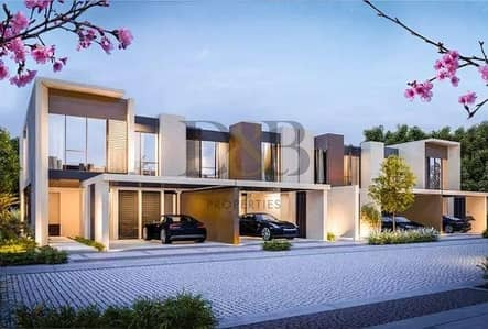 3 Bedroom Townhouse for Sale in Dubailand, Dubai - 5% BOOKING | 5 YRS POST PAYMENT PLAN | 50% OFF DLD
