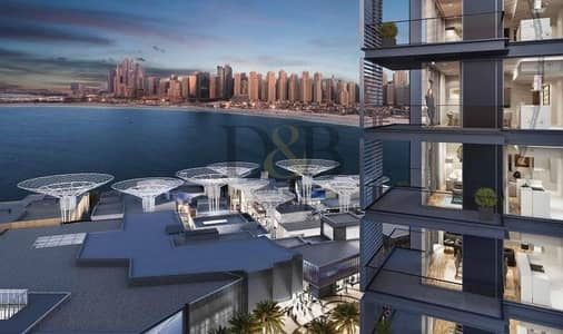 3 Bedroom Apartment for Sale in Bluewaters Island, Dubai - LAST BUILDING IN BLUEWATERS | 3 YEARS PAYMENT PLAN
