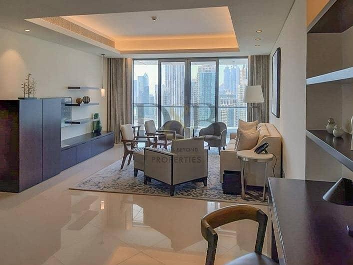 2 2 Bed Apartment  Corner unit   Burj View