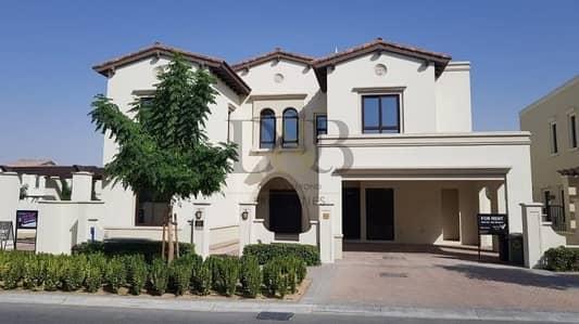 فیلا 4 غرفة نوم للبيع في المرابع العربية 2، دبي - 4 BR Single Row | Type 1 | VOT | Landscaped Garden