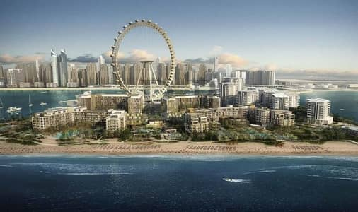 1 Bedroom Flat for Sale in Bluewaters Island, Dubai - Dont Miss Out New Units   3Yrs Post Payment Plan