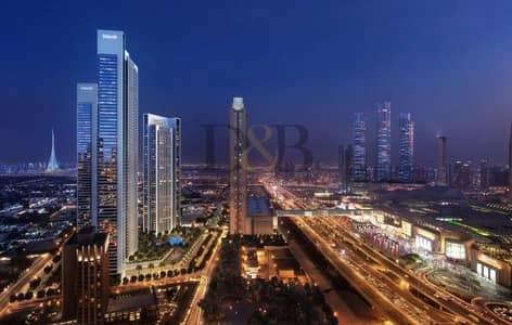 2 Bedroom Flat for Sale in Downtown Dubai, Dubai - 25/75 3YR POST HANDOVER PAYMENTPLAN | NO DLD FEE
