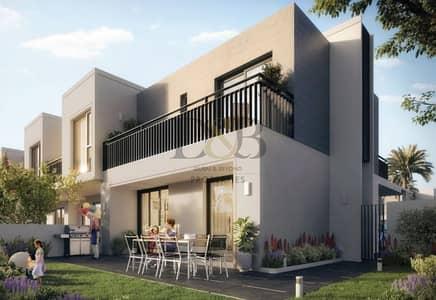 فیلا 3 غرفة نوم للبيع في دبي الجنوب، دبي - 2YR POST COMPLETION PAYMENTPLAN 1% MONTHLY PAYMENT