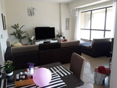 2 Bedroom Flat for Sale in Jumeirah Beach Residence (JBR), Dubai - Full Sea View spacuous apartment in Shams