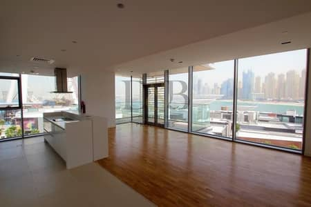 3 Bedroom Apartment for Sale in Bluewaters Island, Dubai - 3BR DUBAI EYE JBR AND MARINA SKYLINE VIEW