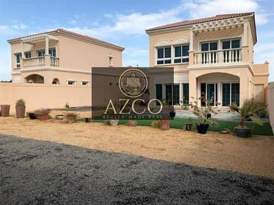 فیلا 2 غرفة نوم للايجار في قرية جميرا الدائرية، دبي - Splendid 2BR Villa With Maid | Big Garden } District 16