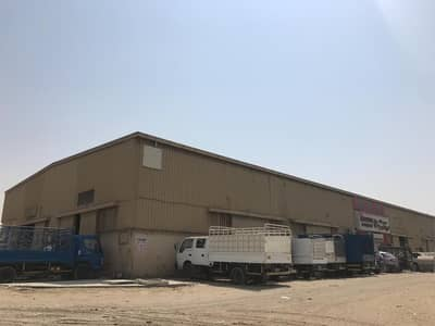 Warehouse for Rent in Industrial Area, Sharjah - FOR RENT Wherehouse WITH OFFICE IN SHARJAH