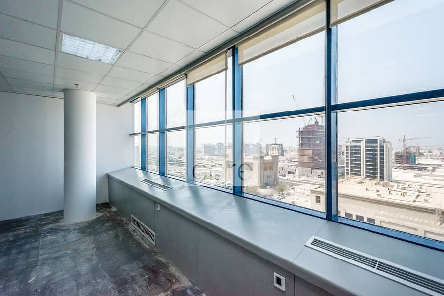 Mid Floor | Fitted Office | Chiller Incl
