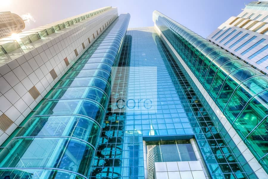 15 Mid Floor | Fitted Office | Chiller Incl
