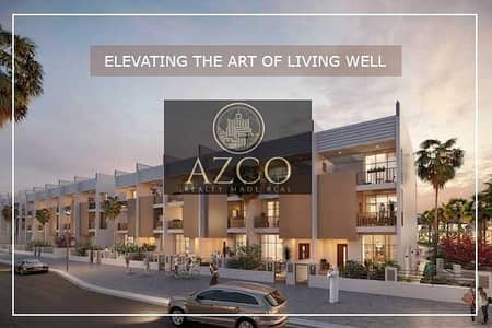 4 Bedroom Townhouse for Sale in Jumeirah Village Circle (JVC), Dubai - DREAM HOME AT A DREAM PRICE | LAVISH LIFESTYLE | PRIVATE ELEVATOR
