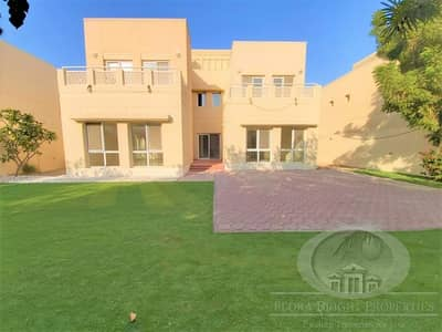 4 Bedroom Villa for Rent in The Meadows, Dubai - 4+Study+Maid Room|Near to Park|Vacant|Rent 180k