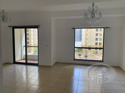 شقة 2 غرفة نوم للايجار في جي بي ار، دبي - Outstanding and Cozy 2 bed Unfurnished|community view