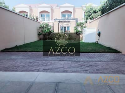 1 Bedroom Townhouse for Rent in Jumeirah Village Circle (JVC), Dubai - Beautiful & Upgraded 1BR  Villa/Semi Close Kitchen/Book Now!