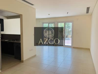 تاون هاوس 1 غرفة نوم للايجار في قرية جميرا الدائرية، دبي - Hurry up! Get the Key today/Well Maintained 1 BR TH Converted 2BR/