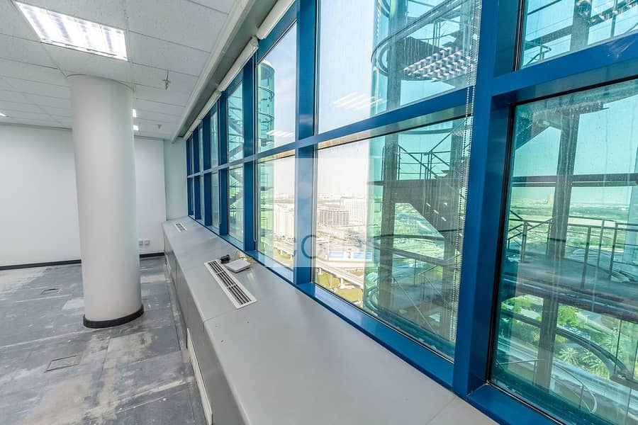 2 Prime Location | Fitted Office | High Floor