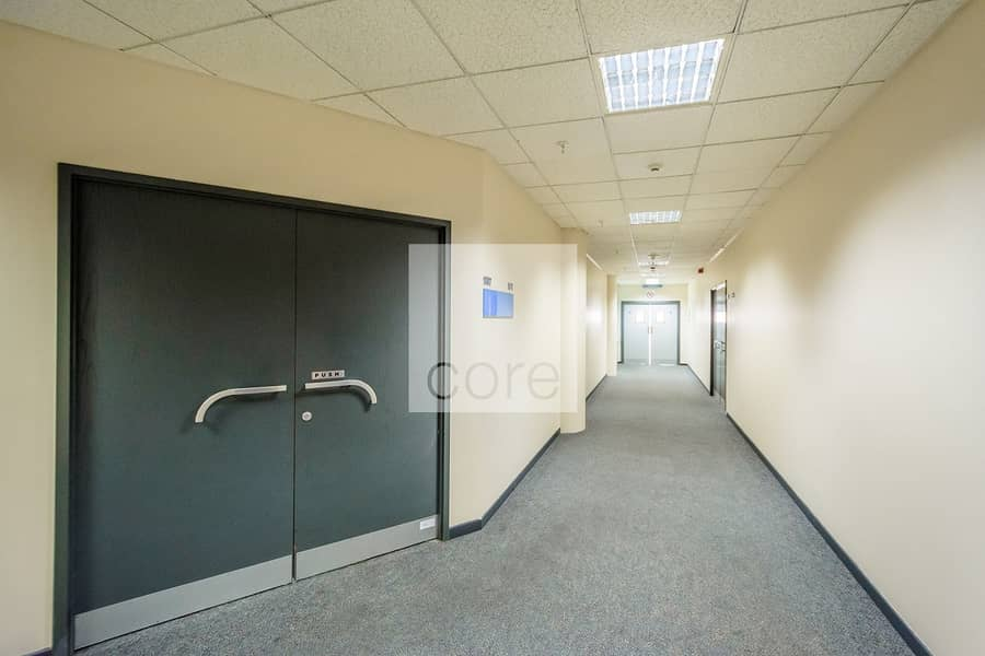10 High Floor | Fitted Office | Close to Metro