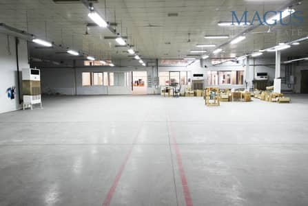 Warehouse for Sale in Jebel Ali, Dubai - IN-DEMAND Warehouse in JAFZA | Near Metro