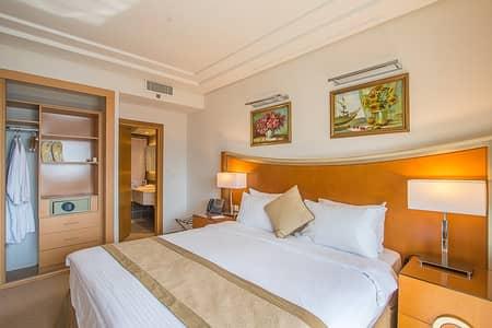 شقة فندقية 2 غرفة نوم للايجار في برشا هايتس (تيكوم)، دبي - شقة فندقية في جراند بل فيو برشا هايتس (تيكوم) 2 غرف 115000 درهم - 4340558