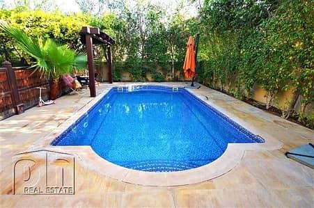 5 Bedroom Villa for Sale in The Lakes, Dubai -  Type E1