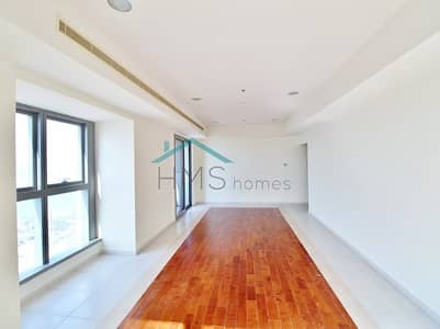 3 Bedroom Flat for Rent in Dubai Marina, Dubai - 3BR | Princes Tower | Sea View | Best Layout