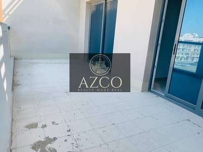 2 Bedroom Flat for Rent in Jumeirah Village Circle (JVC), Dubai - Hot Deal !! Good Quality 2bhk with Massive Terrace !! Free Maintenance !! Built in Appliances