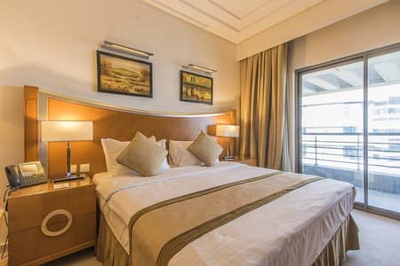 Hotel Apartment for Rent in Barsha Heights (Tecom), Dubai - To rent in tecom spacious studio with free bills