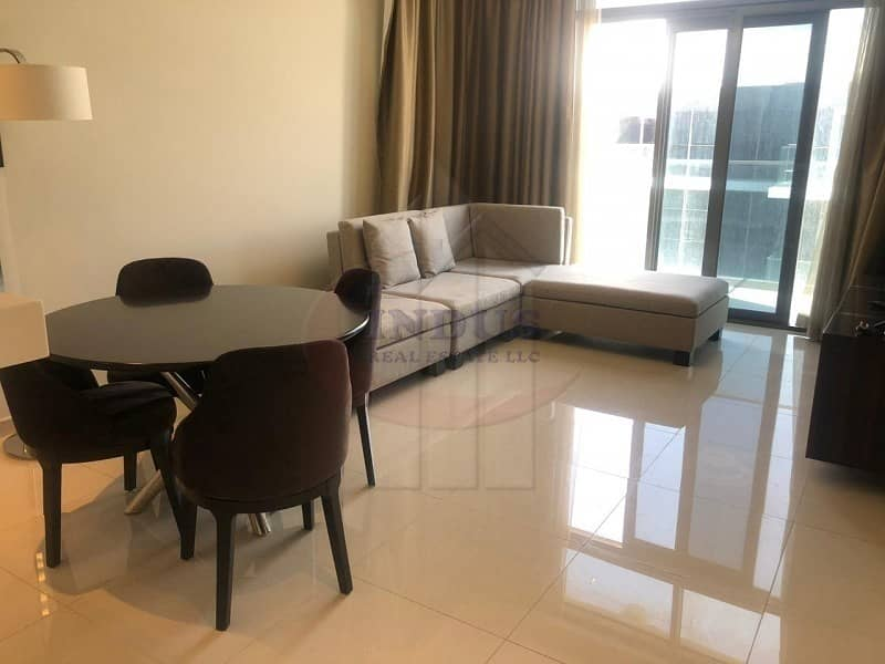 2 Fully Furnished 1BR | Golf Course and Pool Views