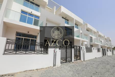 3 Bedroom Villa for Sale in Jumeirah Village Circle (JVC), Dubai - Beautiful Stunning Townhouse | Elegant Style | Premium Design | Book it Today