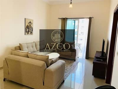 1 Bedroom Apartment for Rent in Jumeirah Village Circle (JVC), Dubai - Hot Offer !! Pack Your Bag Move in This Beautiful Fully Furnished 1bhk !! Pool View !! Best Amenities