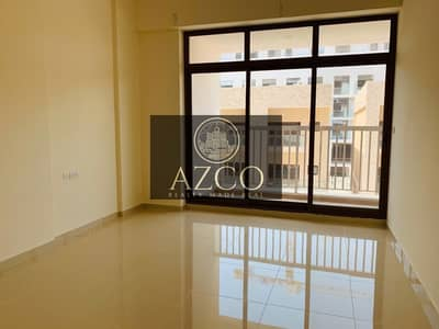 1 Bedroom Apartment for Rent in Jumeirah Village Circle (JVC), Dubai - Spacious 1bhk with maid Room and 2 Full Washrooms near to JSS School !! Call Now For Viewing !!